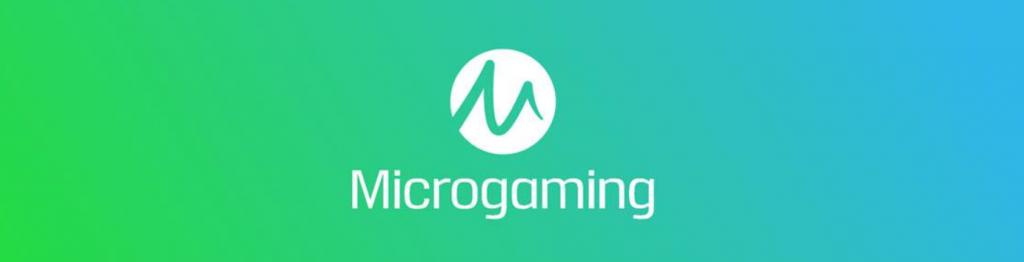 Microgaming - Verdensberømte casinospill og spilleautomater